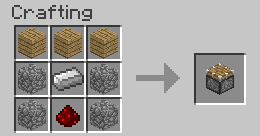 Minecraft: How to Make a Piston