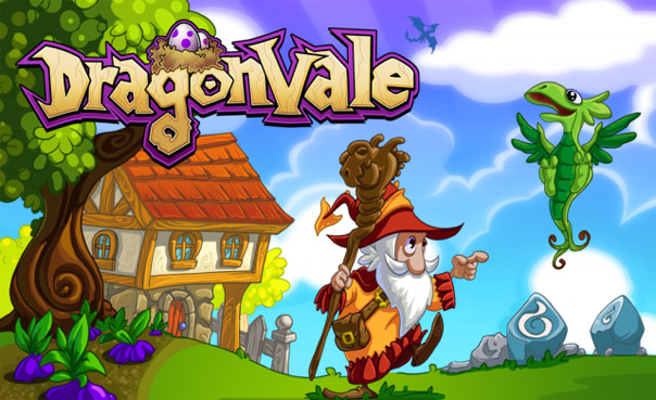 Dragonvale for iPad, iPhone, and iPod Touch
