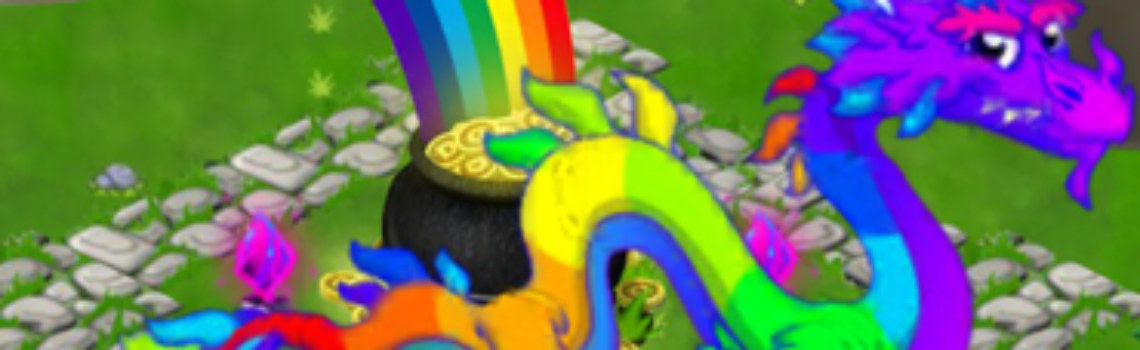 DragonVale: How to Breed the Rainbow Dragon