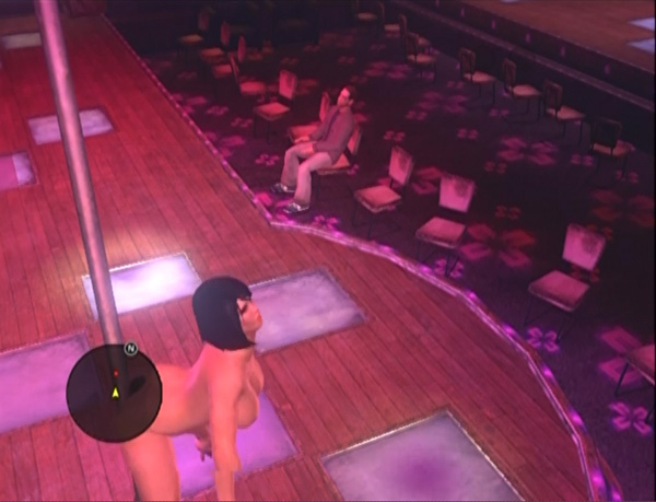 Saints Row: The Third - How to find the strip club