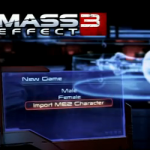 Mass Effect 3: How to Import a Mass Effect 2 Character