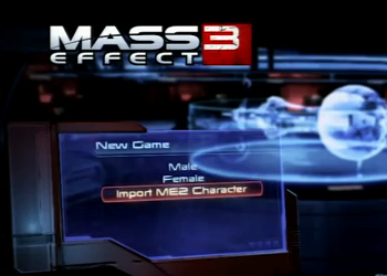 Mass Effect 3: How to Import Characters from Mass Effect 2