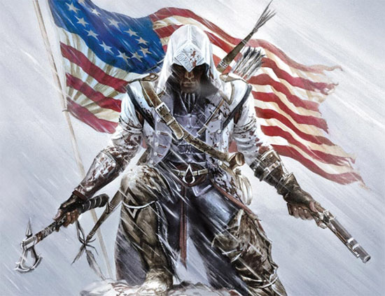 Assassin's Creed 3 for PC, PS3, Wii U, and Xbox 360