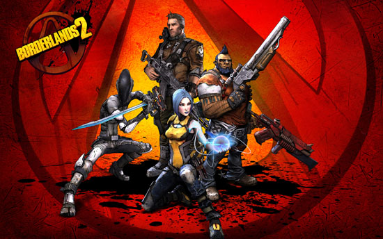 Borderlands 2 for PC, PS3, and Xbox 360