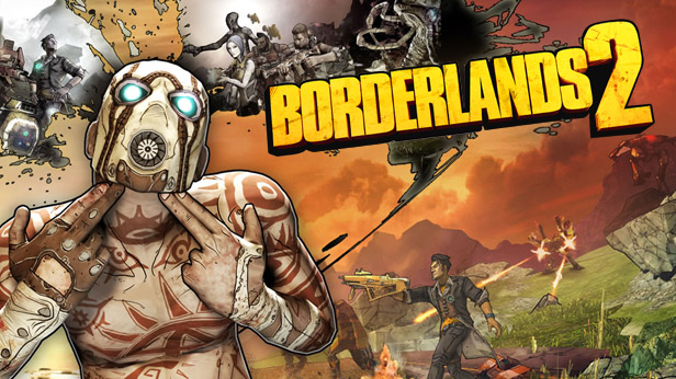 Borderlands 2 - Pre-order at Amazon for lots of free bonuses!