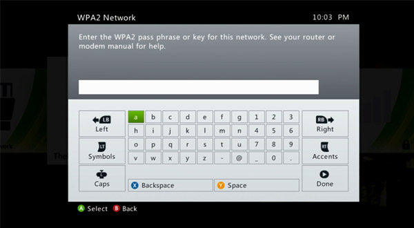 How to connect to Wifi on the Xbox 360