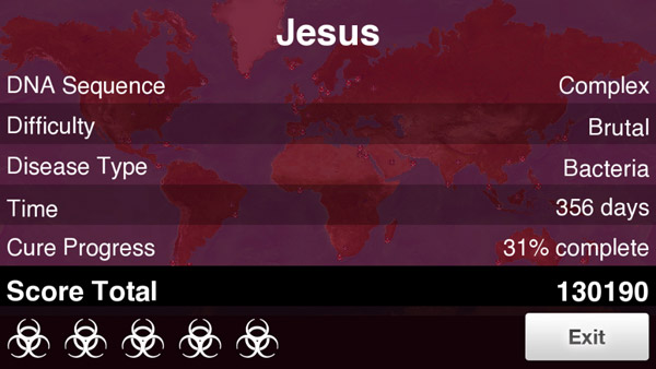 How to beat Bacteria on Brutal in Plague Inc.