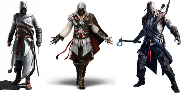 Assassin S Creed 3 Unlockable Alternate Costumes Gametipcenter