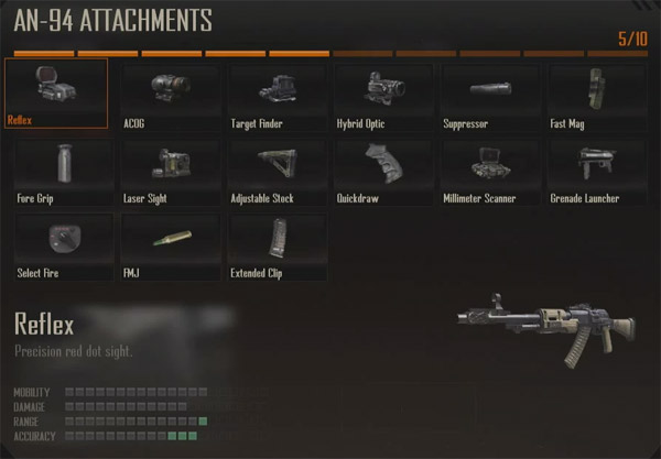 How to unlock attachments in Call of Duty: Black Ops 2