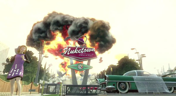How to get the Nuketown 2025 map in Call of Duty: Black Ops 2