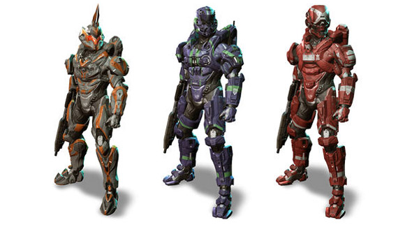 How to unlock armor sets in Halo 4