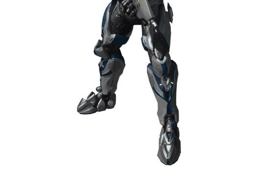 How to unlock leg armor in Halo 4