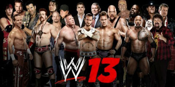 Unlockable Divas, Legends, and Superstars in WWE 13