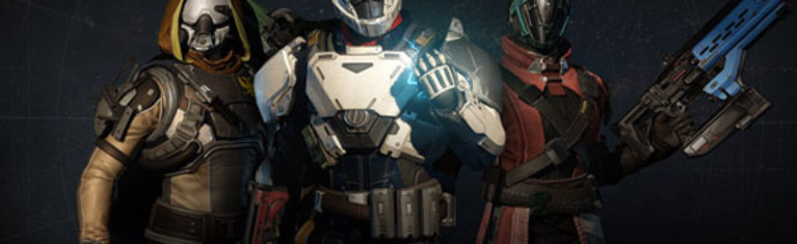 Destiny – How to Earn Vanguard Marks