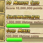 Temple Run 2: How to Level Up