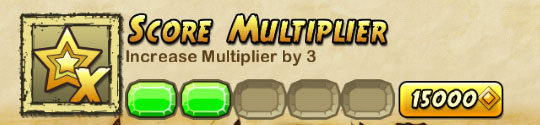How to increase your score multiplier in Temple Run 2
