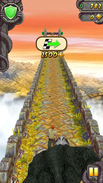 How to get a Head Start in Temple Run 2