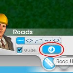 SimCity 5 (2013) – How to Upgrade Roads