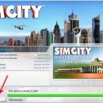 SimCity 5 (2013): How to Change Servers