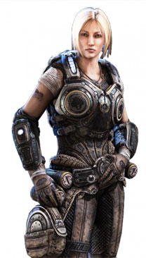 Gears of War: Judgement - How to unlock Anya Stroud