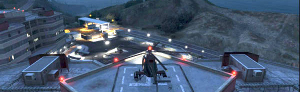 Grand Theft Auto 5 (GTA 5) – How to Get the Buzzard Attack Helicopter