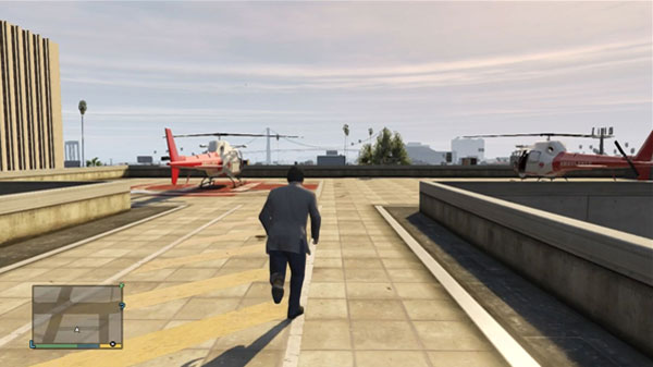 How to get a Helicopter in Grand Theft Auto 5