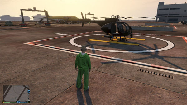 Where to get the Buzzard Attack Helicopter in GTA Online