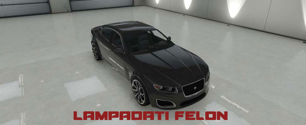Lampadati Felon in GTA 5