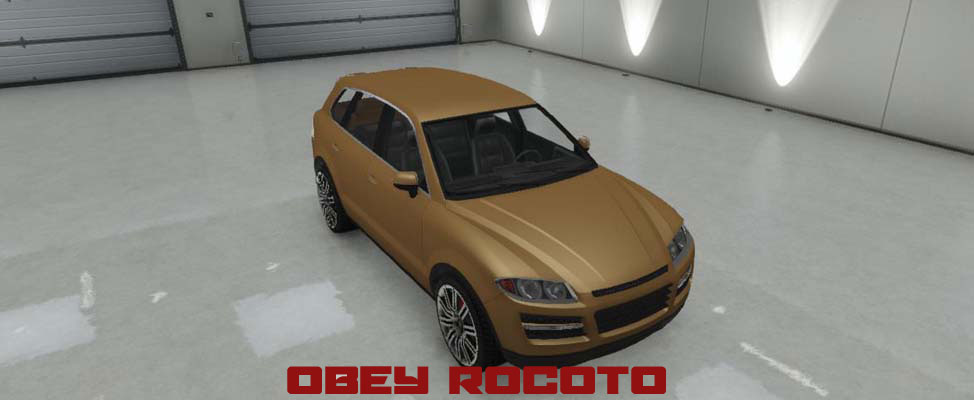 Obey Rocoto in GTA Online & GTA 5