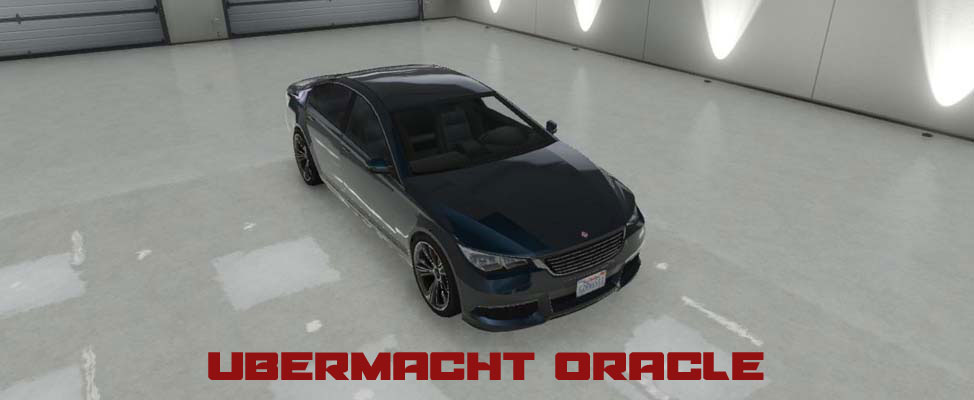Ubermacht Oracle in GTA Online & GTA 5