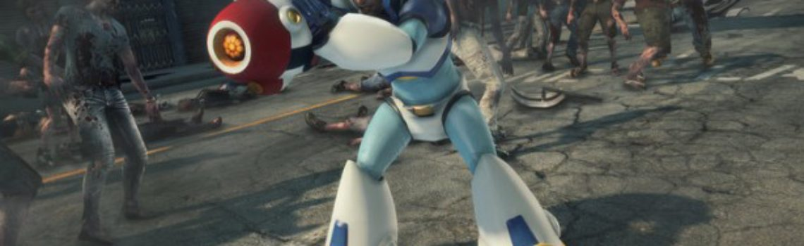 Dead Rising 3 – How to Unlock the Mega Man X Costume & Blaster