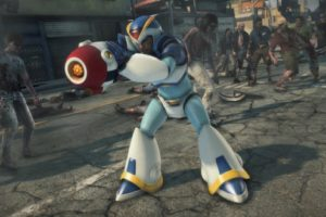 Dead rising 3 all 101 combo weapon and super combo weapon dead rising 3 how to unlock the mega man x costume blaster malvernweather Images