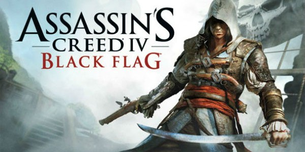 Assassins Creed 4 Black Flag Logo