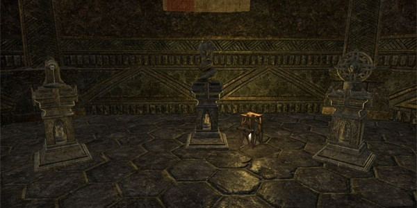 The rededication shrines in The Elder Scrolls Online