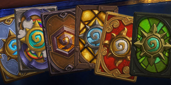 How to unlock Hearthstone card backs