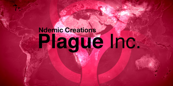 Plague Inc Logo - New