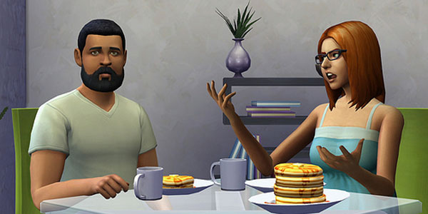 The Sims 4 - Edit mood & motives