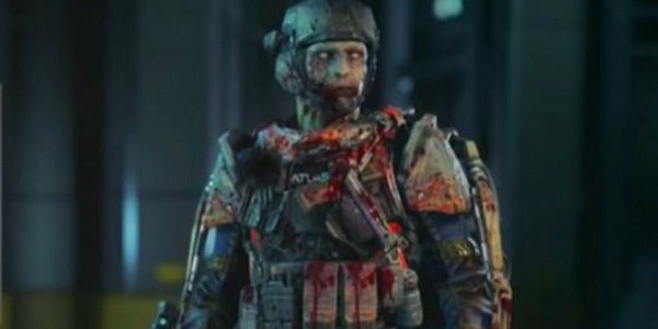 Zombie Armor in CoD: Advanced Warfare