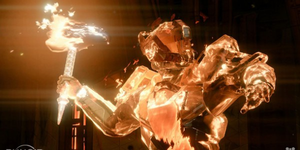 Destiny: The Taken King - Sunbreaker Subclass