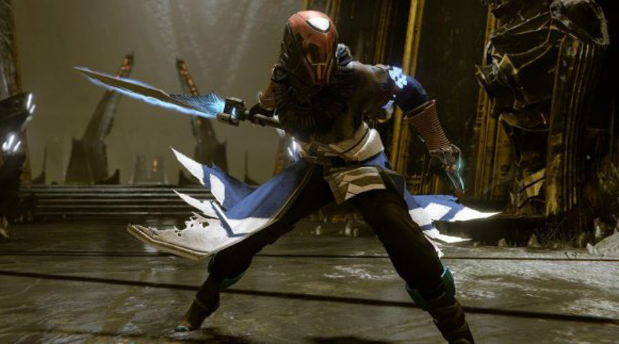 Destiny: The Taken King – How to Get a Legendary Sword