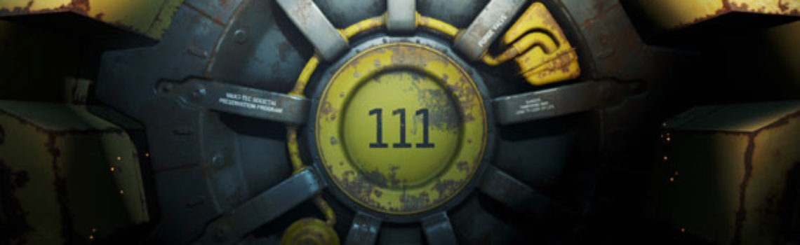 Fallout 4: How to Wait