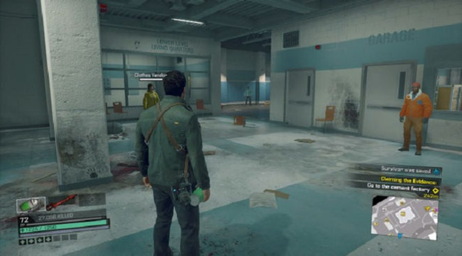 Dead Rising 4 – How to Unlock & Level Up Emergency Shelters