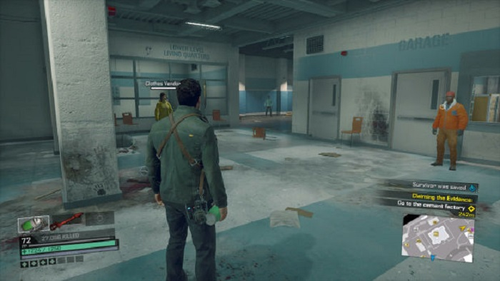 Dead Rising 4 - How to Unlock & Upgrade Emergency Shelters