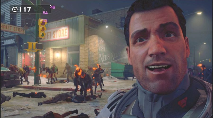 Dead Rising 4 – How to Dig (for Blueprints)