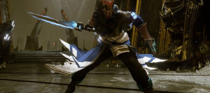 Destiny The Taken King How To Get A Legendary Sword Gametipcenter