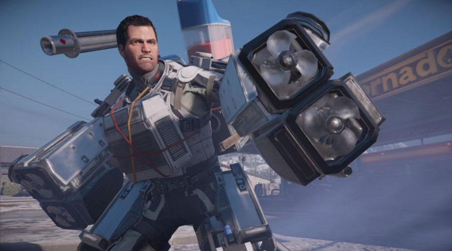 Dead Rising 4 – How to Get the Exo Suit